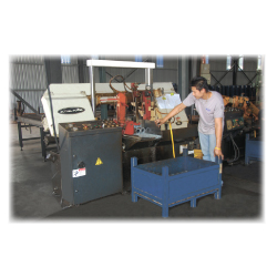 bandsaw machine Manufacturing Services